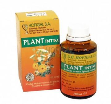 PLANT INTIM - lotiune pentru igiena intima